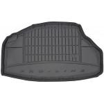 Резиновый коврик в багажникFrogum для Infiniti Q50 (3.5 hybrid)(mkI) 2014→ (без двухуровневого пола)