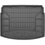Резиновый коврик в багажникFrogum для Toyota Auris (хэтчбек)(mkII) 2012-2018 (верхний уровень)(без боковых ниш)