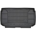 Резиновый коврик в багажникFrogum для Chevrolet Aveo (хетчбек)(mkII) 2011→ (верхний уровень)