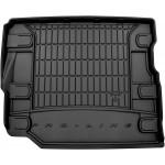 Резиновый коврик в багажникFrogum для Jeep Wrangler Unlimited (JL) 2019→ (с органайзером)(с сабвуфером Alpine)(задние сидения без регулировак)