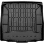 Резиновый коврик в багажникFrogum для Ford Focus (универсал)(mkIV) 2018→ (нижний уровень)(с докаткой)(без боковых ниш)