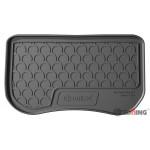 Резиновые коврики в багажник Gledring для Tesl Model 3 (mkI) 2017→ (передний багажник)