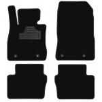 Текстильные коврики Pro-Eco для Mazda 2 (mkIV) 2014→