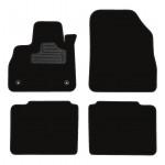 Текстильные коврики Pro-Eco для Renault Espace (mkV) 2015→