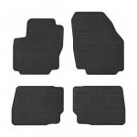 Резиновые коврики для Ford Mondeo (mkIV) 2007-2014 Frogum