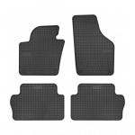 Резиновые коврики Volkswagen Sharan (mkII); Seat Alhambra (mkII)(1-2 ряд) 2010-> Frogum
