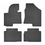 Резиновые коврики Kia Sportage (mkIII); Hyundai ix35 (mkII) 2009-2015 Frogum