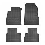 Резиновые коврики Nissan Juke (mkI) 2010-> Frogum