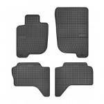 Резиновые коврики Mitsubishi L200 (mkIV) 2007-2014 Frogum