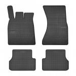 Резиновые коврики для Audi A6 (C7) / A7 (mkI) 2010-2018 Frogum