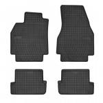 Резиновые коврики Renault Megane (mkII) 2002-2006 Frogum