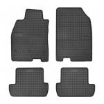 Резиновые коврики Renault Megane (mkIII) 2006-2015 Frogum
