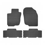 Резиновые коврики Toyota RAV4 (mkIII) 2005-2012 Frogum