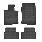Резиновые коврики для Honda Accord (mkVIII) 2008-2012 Frogum