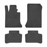 Резиновые коврики Mercedes-Benz GLK (X204) 2008-> Frogum