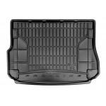 Резиновый коврикLand Rover Range Rover Evoque (mkI) 2011-> (без доп. грузовой полкой)(багажник) Frogum