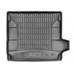 Резиновый коврикLand Rover Range Rover Sport (mkII) 2013-> (без доп. грузовой полкой)(багажник) Frogum