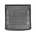 Резиновый коврикAudi A4 (универсал)(B7) 2004-2007 (багажник) Frogum