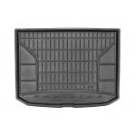 Резиновый коврикAudi A3 (5дв.)(8V) 2012-> (верхняя полка)(багажник) Frogum