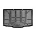 Резиновый коврикFiat 500L (mkI) 2012-> (нижняя полка)(багажник) Frogum