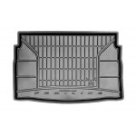 Резиновый коврикVolkswagen Golf Sportvan (mkI) 2014-> (нижняя полка)(багажник) Frogum