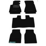 Двухслойные коврики BMW 7-series (long)(E38) 1994-2001 - Classic 7mm Black Sotra