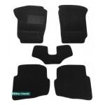 Двухслойные коврики Seat Cordoba (6L)(mkII) 2002-2008 - Classic 7mm Black Sotra