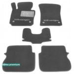 Двухслойные коврики Sotra Premium 10mm Grey для Volkswagen Caddy (Life / Maxi Life)(mkIII)(1-2 ряд) 2004-2015