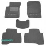 Двухслойные коврики Suzuki Grand Vitara (mkII) 2005> - Premium 10mm Grey Sotra
