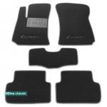 Двухслойные коврики Daewoo Lanos 1997→ - Classic 7mm Grey Sotra