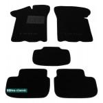 Двухслойные коврики VAZ 21099 1990-2012 - Classic 7mm Black Sotra
