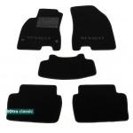 Двухслойные коврики Sotra Classic 7mm Black для Renault Fluence 2009→