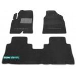 Двухслойные коврики Chevrolet Captiva (1-2 ряд) 2010> - Classic 7mm Grey Sotra