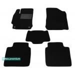 Двухслойные коврики Sotra Premium 10mm Black для Toyota Camry (XV50)(mkVII) 2011-2014