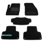 Двухслойные коврики Land Rover Range Rover Evoque (mkI) 2011> - Premium 10mm Black Sotra