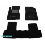 Двухслойные коврики Sotra Premium 10mm Black для Honda CR-V (mkIV) 2012-2014
