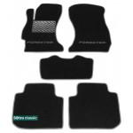 Двошарові килимки Subaru Forester (SJ) (mkIV) 2013> - Classic 7mm Black Sotra