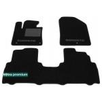 Двухслойные коврики Sotra Premium 10mm Black для Kia Sorento (UM)(mkIII) 2015→