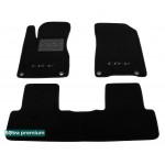 Двухслойные коврики Sotra Premium 10mm Black для Honda CR-V (mkIV) 2014-2016