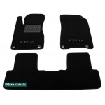 Двухслойные коврики Sotra Classic 7mm Black для Honda CR-V (mkIV) 2014-2016