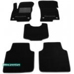 Двухслойные коврики Sotra Premium 10mm Black для Skoda Kodiaq 2016→