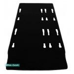 Двухслойные коврики Sotra Classic 7mm Black для Citroen SpaceTourer (2-3 ряд + багажник) 2017→