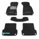 Двухслойные коврики Seat Exeo (mkI) 2008-2013 - Classic 7mm Grey Sotra