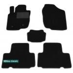 Двухслойные коврики Toyota RAV4 (XA30)(mkIII) 2005-2012 - Classic 7mm Black Sotra