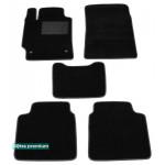 Двухслойные коврики Toyota Camry (XV40)(mkVI) 2007-2011 - Premium 10mm Black Sotra
