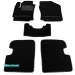 Двухслойные коврики Daihatsu Sirion / Boon (mkII) 2004-2010 - Classic 7mm Black Sotra