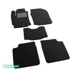 Двухслойные коврики Daihatsu Materia 2006-2011 - Classic 7mm Black Sotra