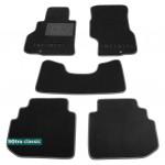 Двухслойные коврики Infiniti M (Y50) 2006-2010 - Classic 7mm Black Sotra