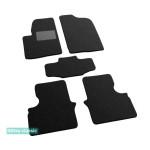 Двошарові килимки Chery A3 / М11 2008 → - Classic 7mm Black Sotra