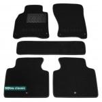 Двухслойные коврики Infiniti M 2009→ - Classic 7mm Black Sotra